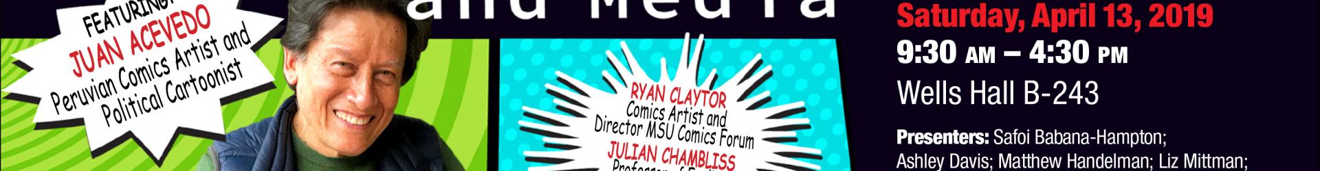 2019 GNN Symposium: Translation, Comics, and Media
